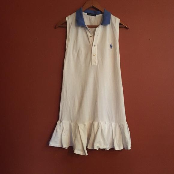 Ralph Lauren Dresses & Skirts - Ralph Lauren mini tennis dress small
